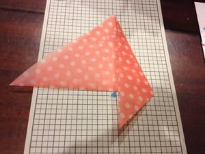 Origamiflag 2